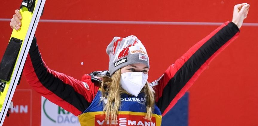 MŚ w Oberstdorfie – Kramer najlepsza w seriipróbnej!