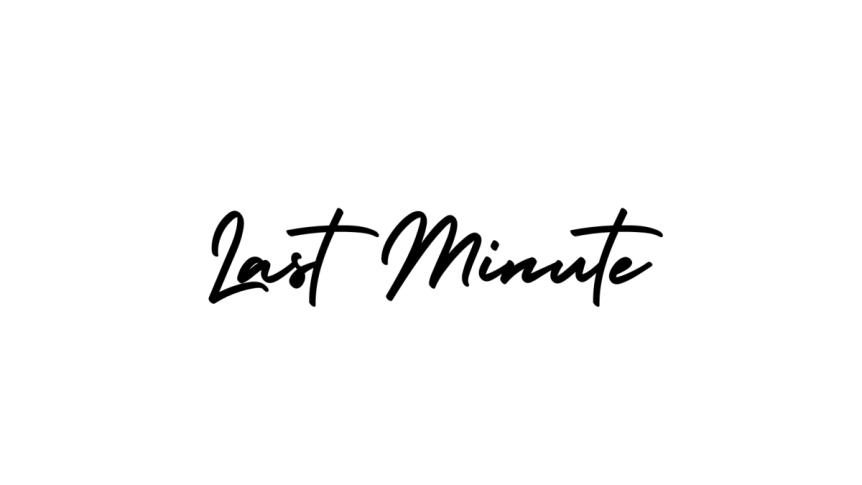 Last minute – LGP Wisła2021
