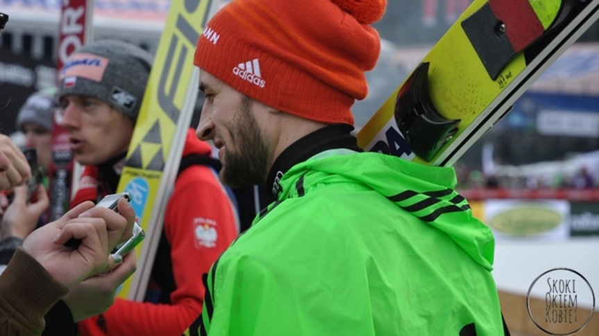 MŚ w Oberstdorfie – oficjalny trening panów dlaEisenbichlera