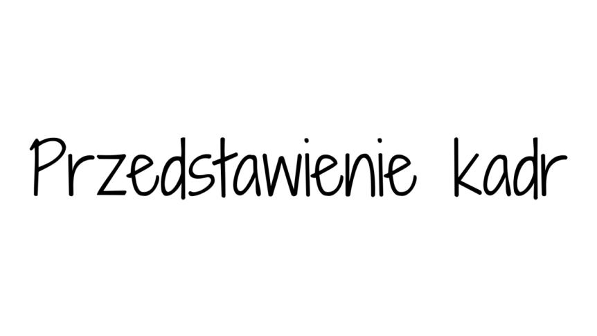 Przedstawienie kadr 2021/22 –Słowenia