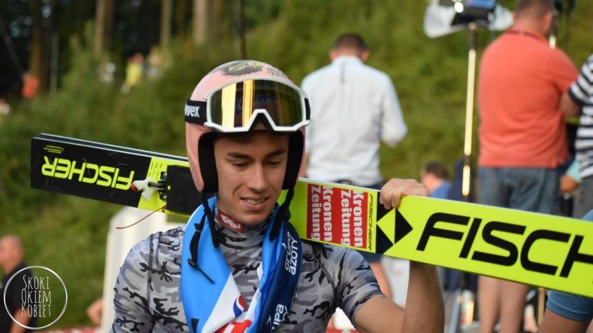MŚ w Oberstdorfie- Markus Eisenbichler oraz Stefan Kraft najlepsi wtreningu