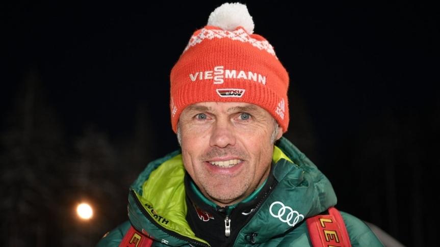 Andreas Bauer rezygnuje z posady trenera żeńskiej reprezentacjiNiemiec