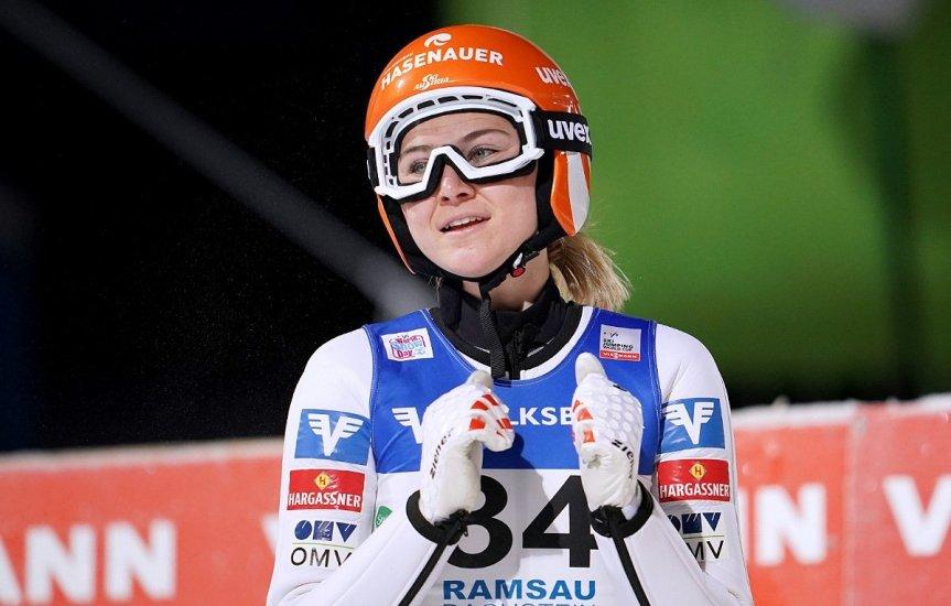 PŚ Pań w Czajkowskim – Marita Kramer wygrywa przedostatni konkursPŚ!
