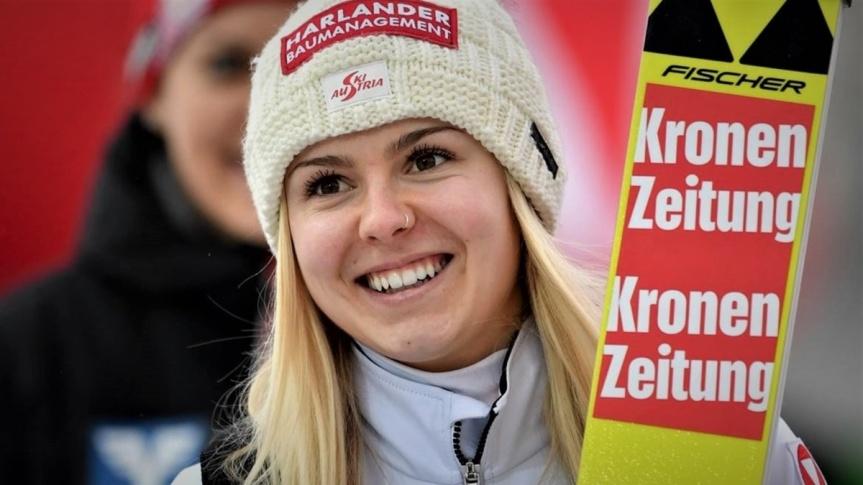 Bio numeru 10 klasyfikacji generalnej PŚ Pań 2020/21 – ChiaraHölzl