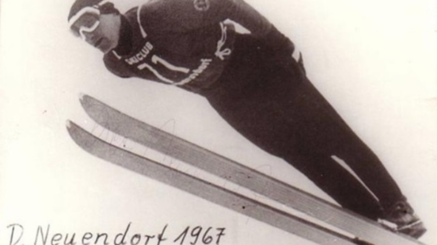 Zmarł Dieter Neuendorf, były niemieckiskoczek.