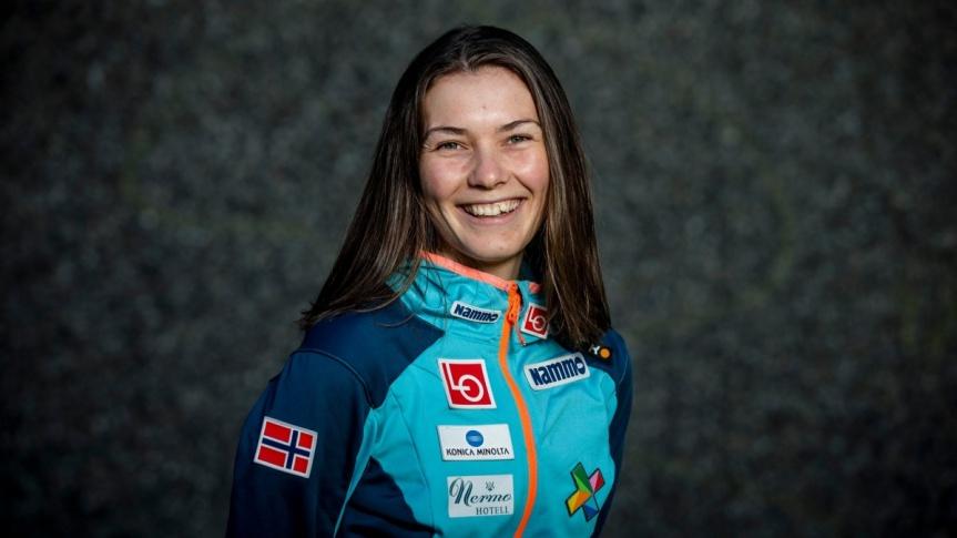 Bio numeru 4 klasyfikacji generalnej PŚ Pań 2020/21 – SiljeOpseth