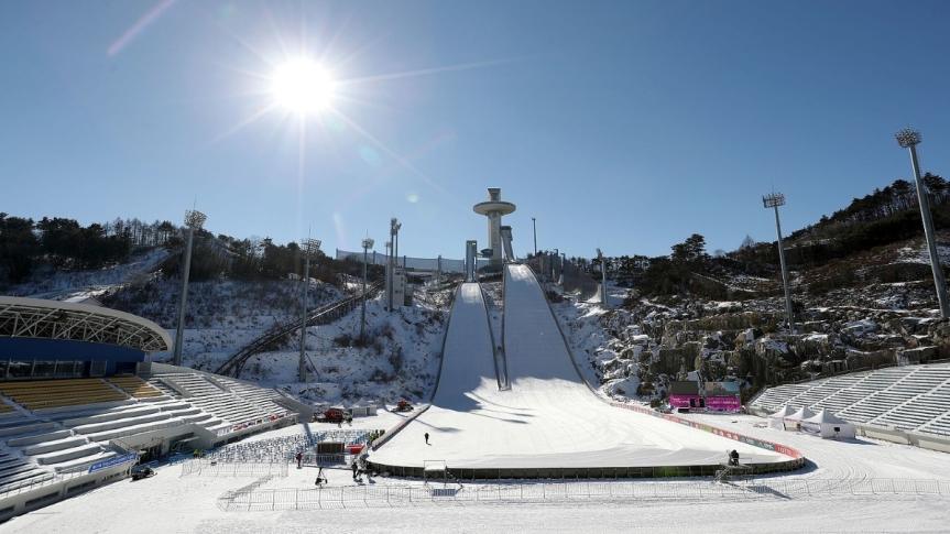 Konkursy FIS Cup w Koreiodwołane!
